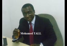 DISCOURS DE PRISE DE SERVICE DE Mr MOHAMED TALL, MINISTRE DE L'ELEVAGE ET DES PRODUCTIONS ANIMALES