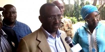 Sidya Touré s'exprime sur les manifestations du 4 mai 2015 en Guinée