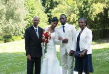 Mariage de la fille de M. Boubacar  Barry  vice président de l'UFR  à Paris le samedi 30 mai 2015
