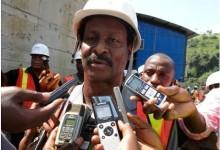 Guinée/Chine : lancement du premier groupe du barrage hydroélectrique de Kaléta par le ministre de l'énergie