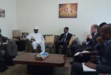 Une mission de l'OIF chez Sidya Touré : « Il y a une volonté délibéré de caporaliser l'ensemble du processus électoral »