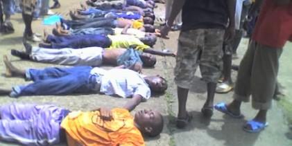 Massacres du 28 septembre 2009 à Conakry : où en est la justice guinéenne ?