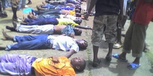 Massacre de 2009 en Guinée: les ONG réclament la clôture de l'instruction d'ici deux mois ( Alpha Condé et son ministre de la justice qui entravent cette procédure sont avertis )