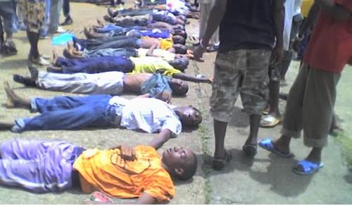 Guinée : une représentante de l'ONU fait le point sur l'avancement de l'enquête sur le massacre du 28 septembre 2009