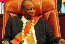 Le président Alpha Condé interdit toute construction sur le domaine public maritime de Conakry