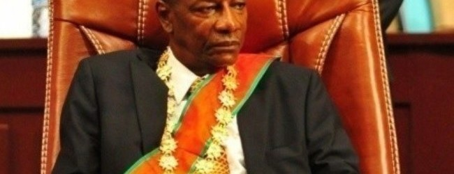 GUINÉE : Le trépied du pouvoir d'Alpha CONDÉ. (Par M. BABAGALE)