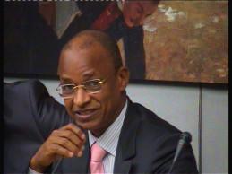 L'UFDG et son président accusés d'activités subversives