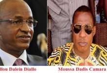 Communiqué conjoint de M. Cellou Dalein Diallo et de M. Moussa Dadis Camara