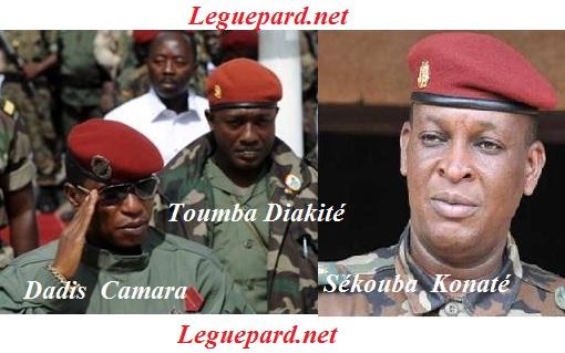 Guinée : Dadis, Dr. Toumba et El Tigre, dans «il était une fois un marginal fou de pouvoir»( Par Dr Abdoul Baldé)