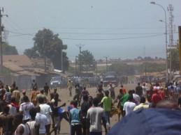 Guinée : Excès et crimes commis par les forces de sécurité (Human Rights Watch )