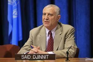 Burundi: le gouvernement regrette la récusation de Saïd Djinnit