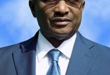 Sidya Touré au congès de l'UFD de Mamadou Bah Baadiko