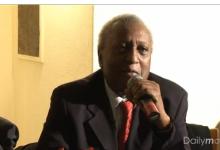 Rappel/Quand Bah Mamadou interpellait les militants de l'UFDG: ''Faisons l'effort de rassurer les autres ethnies, c'est vrai qu'elles ne sont pas rassurées !'' (vidéo)