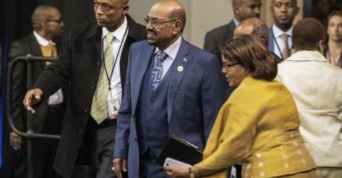 Sommet de l'UA: le président soudanais s'apprête à quitter l'Afrique du Sud sans être inquiété