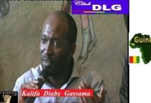 Reçu par DLG à Paris, Le ministre Kalifa Gassama s'exprime sur l'état des droits de l'homme en Guinée