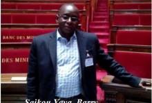 « Le souci d'Alpha Condé, c'est de réussir à nous mélanger et sortir de la Guinée », déclare le député Saïkou Yaya Barry