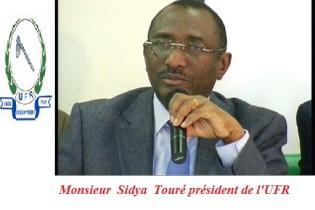 Election en Guinée: Appel au calme de Sidya Touré