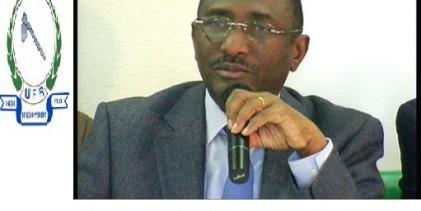 UFR LAVAL / M. Sidya Touré  reçu par les militants de l'UFR  LAVAL