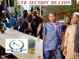 Rencontre des sympathisants de l'UFR de Lyon ( par Abdoul Sylla)