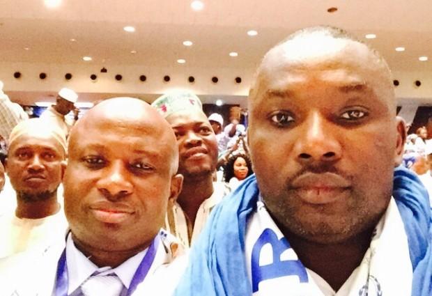 Convention de l'UFR: Sidya Touré investi candidat pour la présidentielle de 2015