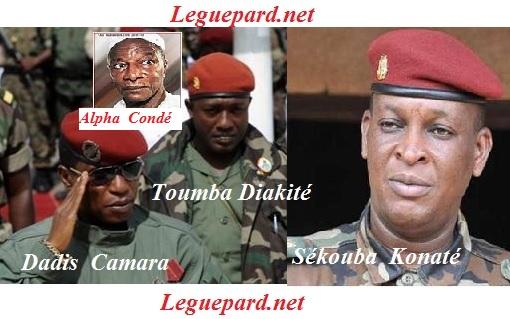 Dadis Toumba Sékouba Alpha