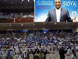 Présidentielle 2015: déclaration d'ouverture de la campagne de Sidya Touré