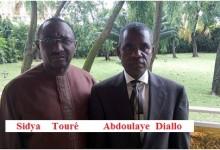 Présidentielle de 2015 : « Sidya, le candidat idéal  » dixit Abdoulaye Diallo, Prof à l'Université de Colombia aux USA