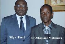 UFR-INFO/Makanéra, professeur d'université et frère jumeau du ministre de la Communication, rejoint l'Ufr