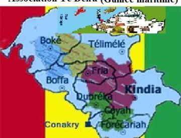 DECLARATION DE L'AMICALE SANKE  (Association des autochtones de la Basse-Guinée)