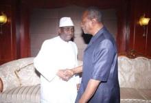 Rencontre entre Sidya Touré et Alpha Condé : le pouvoir lâche du lest pour sortir de la crise
