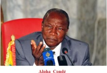 Guinée: deux anciens ministres exclus du parti au pouvoir pour désaccord avec le président Condé