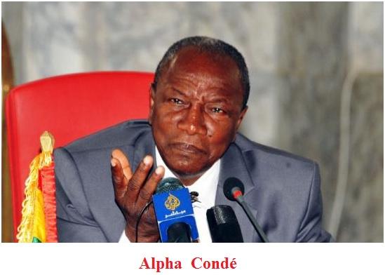 Grogne au sein du RPG au pouvoir en Guinée