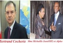 Présidentielle 2015 : L'Ambassadeur de France et l'OIF seraient-ils entrain de soutenir le passage en force d'Alpha Condé ?
