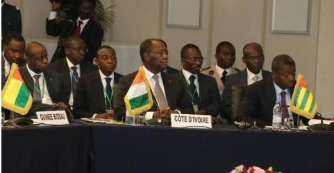 La Cedeao souhaite des élections apaisées en Côte d'Ivoire, en Guinée et au Burkina