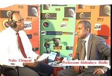 Pourquoi le Professeur Abdoulaye Diallo appelle à voter  Sidya Touré ?