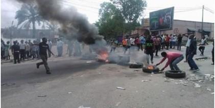 Grève des enseignants et manifestation des élèves : Des coups de feu nocturnes entendus dans plusieurs quartiers de Conakry hier lundi 20 novembre 2017 et la grogne continue ce mardi.