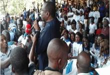 Sidya Touré à Fria : « Fria a commencé à mourir depuis l'arrivée d'Alpha Condé »