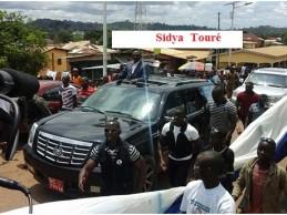 Présidentielle 2015/Lola : Sidya Touré promet : « prendre le courant de la Côte d'Ivoire jusqu'à Kissidougou en six mois et faire en sorte qu'il y ait 20.000 à 30.000 planteurs en Guinée forestière »