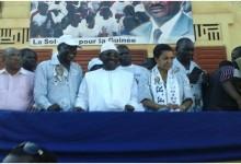 Le meeting de Sidya Touré empêché à Kankan : le candidat de l' UFR brise le tabou !