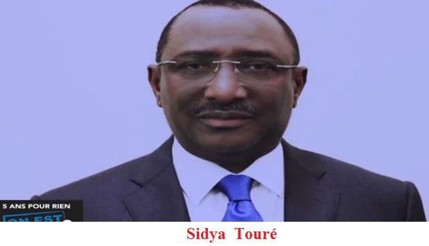 Sidya Touré campagne