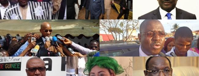 Présidentielle: la Guinée entre de plain-pied dans la campagne