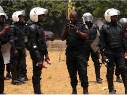 La grève générale particulièrement suivie en Guinée. (Quand on organise le chaos pour gagner l'élection par un coup KO, on règne dans le chaos dit  un opposant).