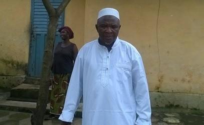 Page Noire : Elhadj Mamadou Kalifa Dansoko  membre de la coordination UFR de la commune de Ratoma tire sa révérence