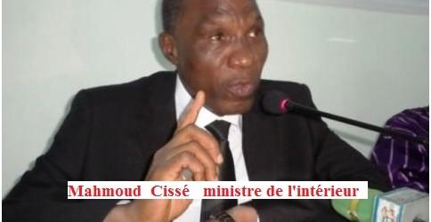 Guinée: le ministre de l'Intérieur et deux responsables limogés pour «faute lourde» (officiel)