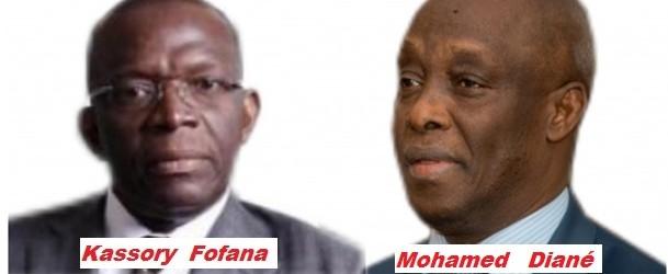 Commission d'organisation d'investiture du Président Condé : Kassory exclu !