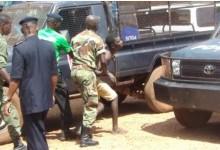La tentative d'évasion de la grande prison de Conakry s'est soldée par des blessés et un déplacement de détenus.