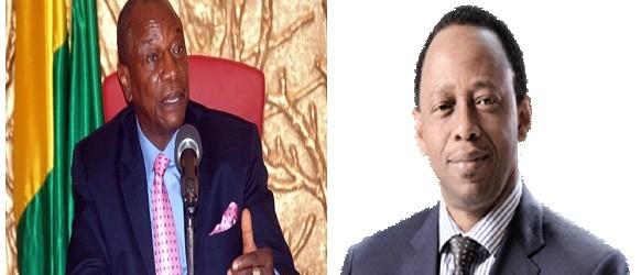 Guinée: Alpha Condé nomme Mamady Youla Premier ministre