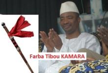 Farba Tibou KAMARA tais-toi, ce n'est pas la faute de Sidya Touré si vous êtes sans diplôme et sans métier !