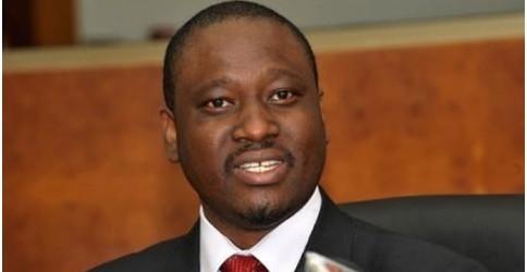 Le président de l'Assemblée nationale de Côte d'Ivoire visé par un mandat d'amener
