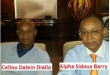 Cellou Dalein Diallo fait le point après la présidentielle 2015 en Guinée